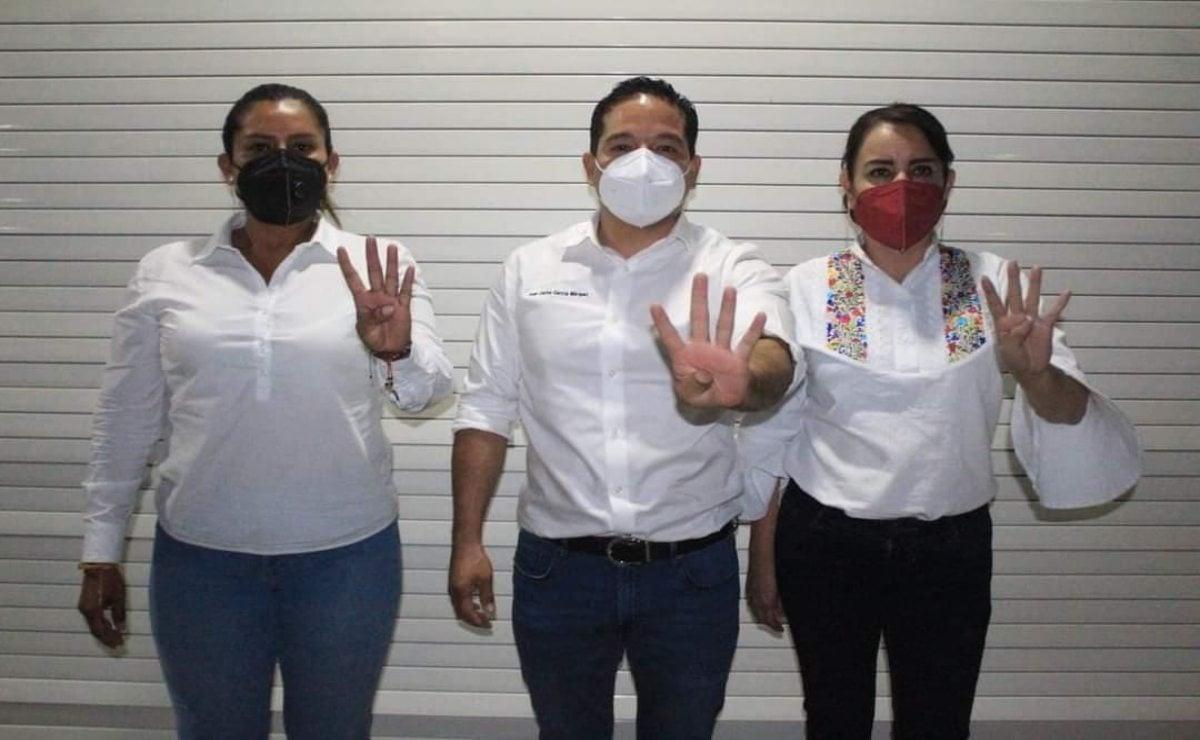 Acepta Morena que no existió ni se realizó encuesta para elegir a candidato a edil de Santa Lucía del Camino
