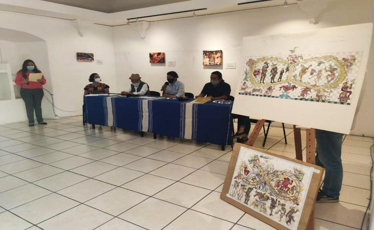 Arte de Oaxaca brillará en la novena edición de la Feria Internacional de la Lectura de Yucatán de la mano de la UABJO