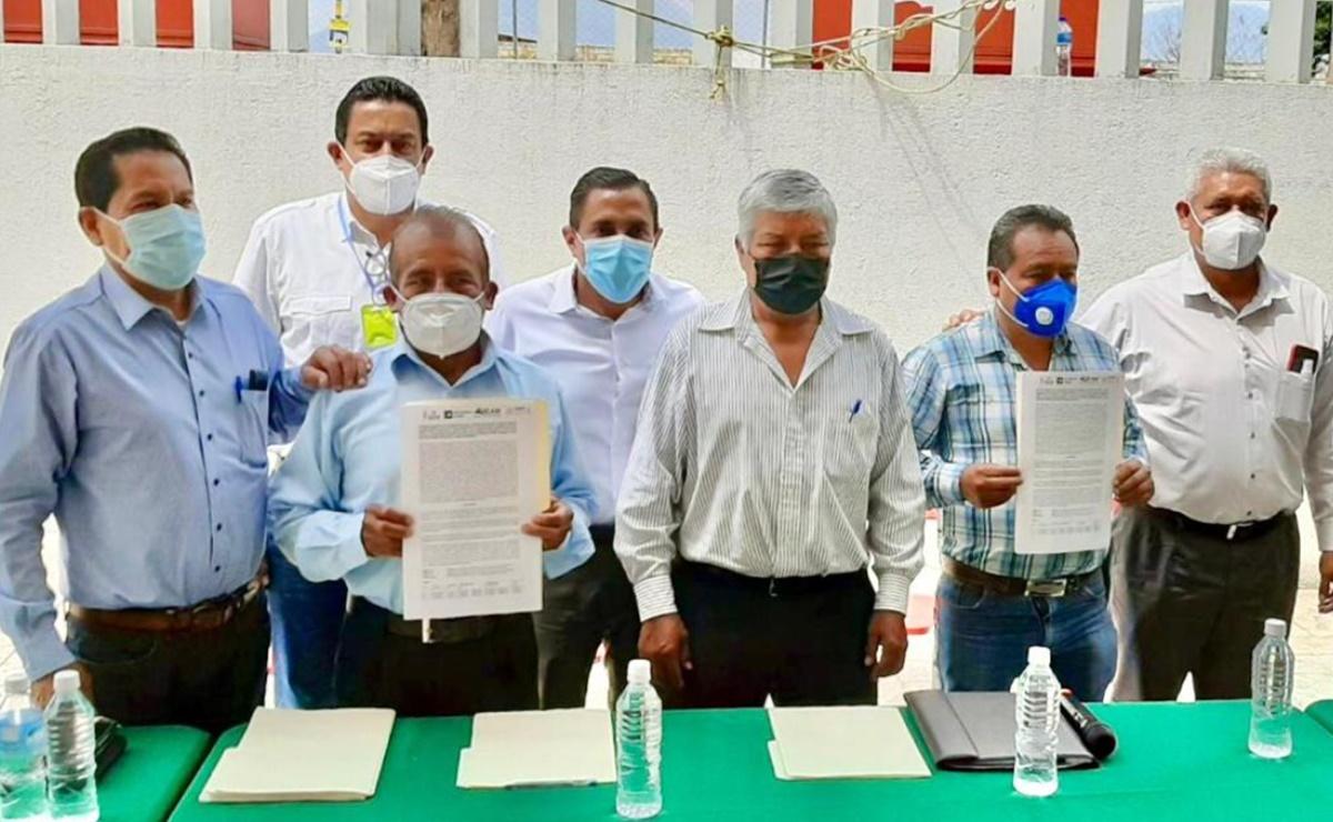 Suman 53 disputas agrarias resueltas en Oaxaca, la última tras 78 años de conflicto