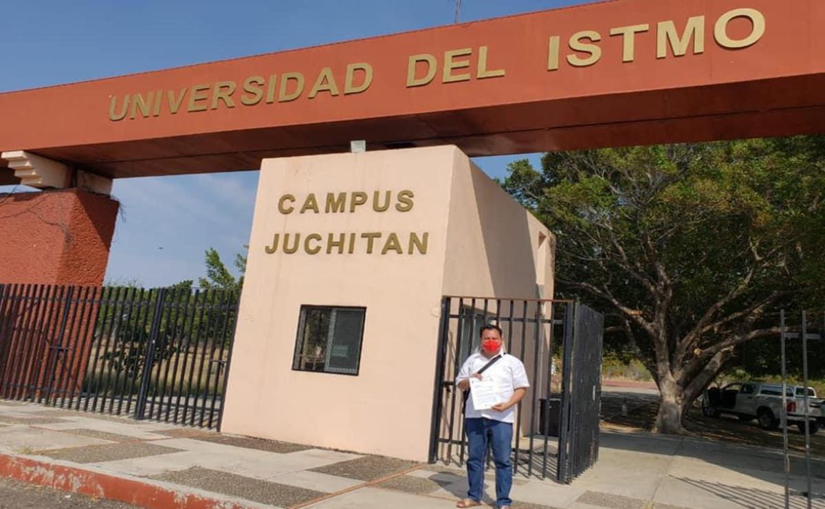 Acusan a edil de Juchitán de invasión de predios de la Unistmo; son difamaciones, responde