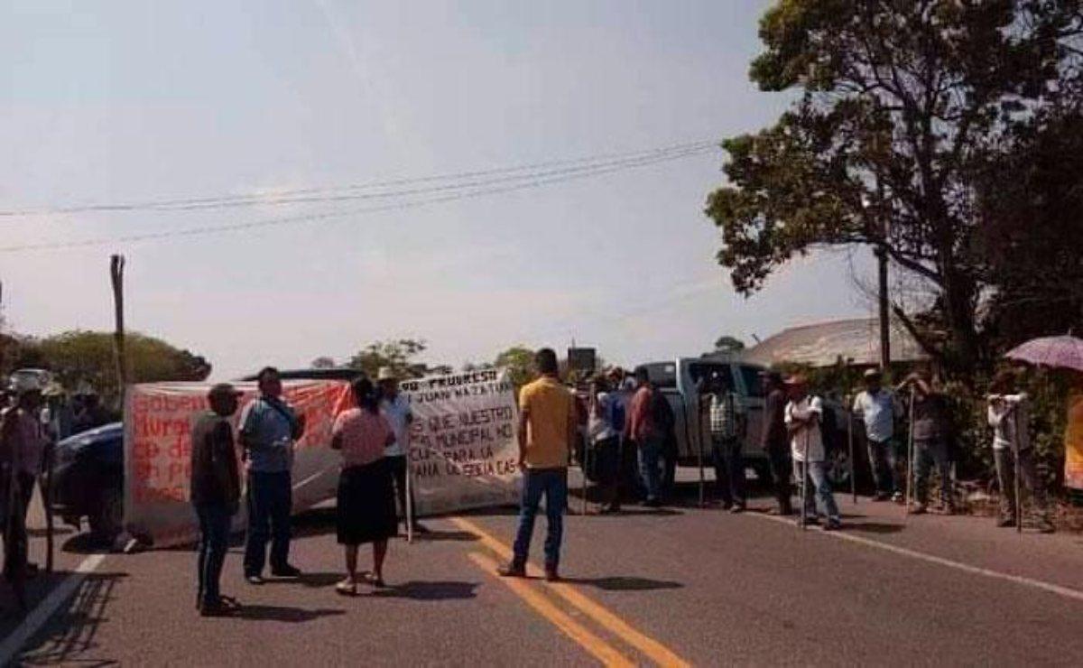 Pide IP a autoridades de Oaxaca atender a Inconformes y terminar con bloqueos en Matías Romero