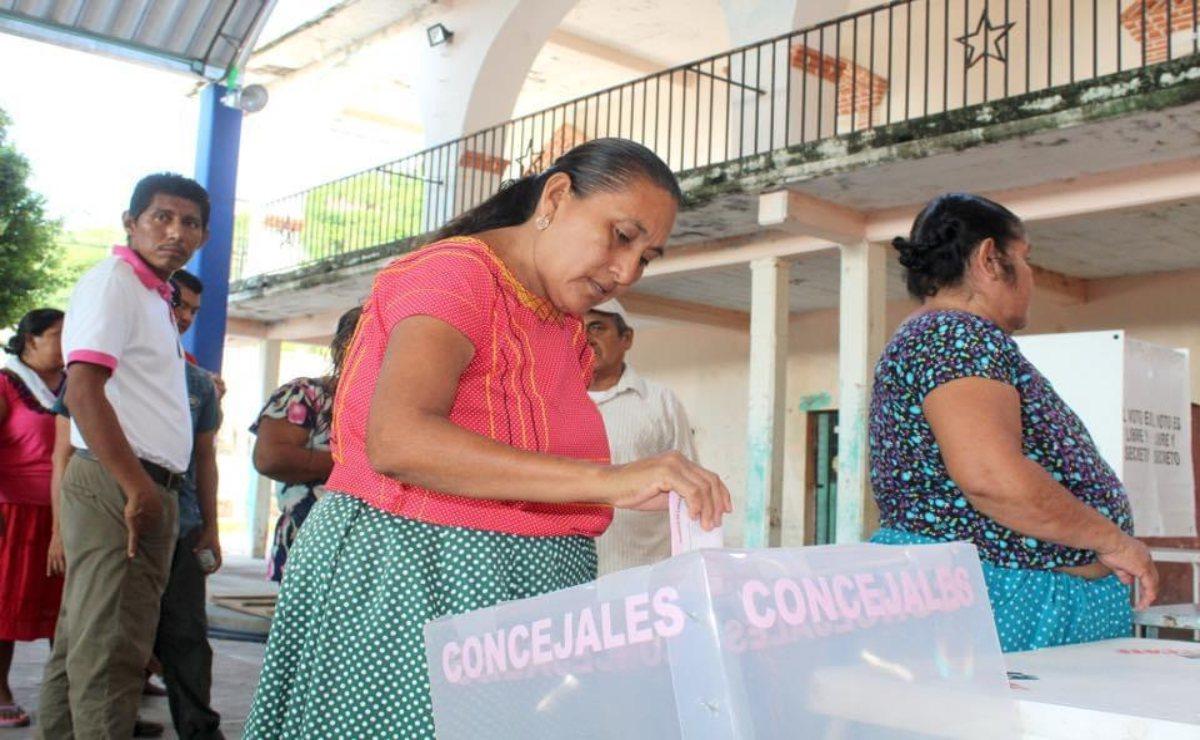 Condena exclusión de partidos políticos a mujeres indígenas de Oaxaca en proceso electoral 2021