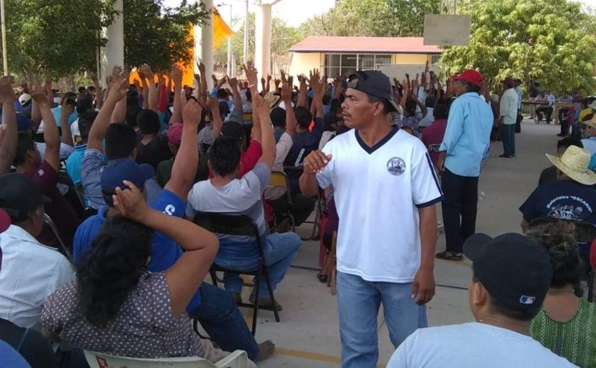 Tras destituir a edil, San Mateo del Mar, pueblo ikoots de Oaxaca, elige nuevo Concejo de Gobierno