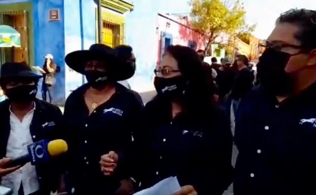 Acusan a Comité Ejecutivo del Sindicato de Trabajadores del Estado de Oaxaca de prorrogar su mandato