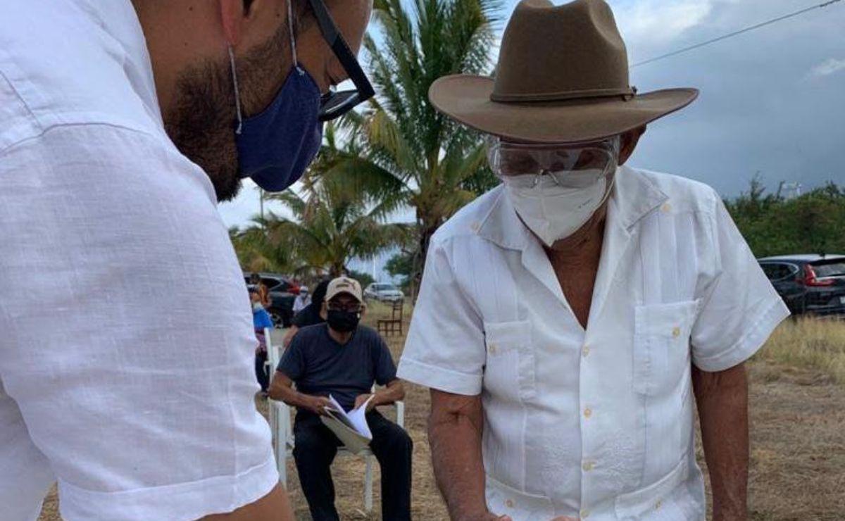 ¿Los ancianos zapotecos no existen?, se preguntan tras ganar amparo para ser vacunados