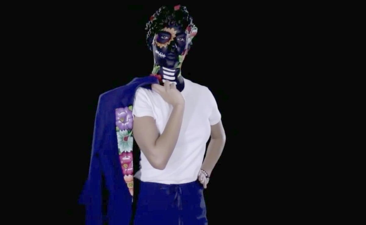 Gana traje con bordados zapotecos de Oaxaca como uniforme olímpico para Tokio 2021