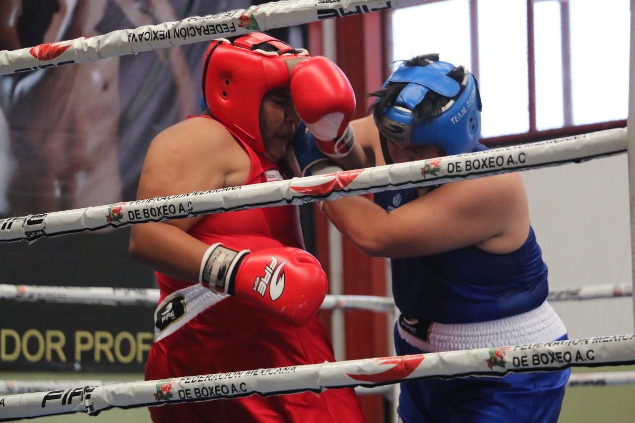 Oaxaca estará representada por 28 boxeadores en Juegos Nacionales Conade