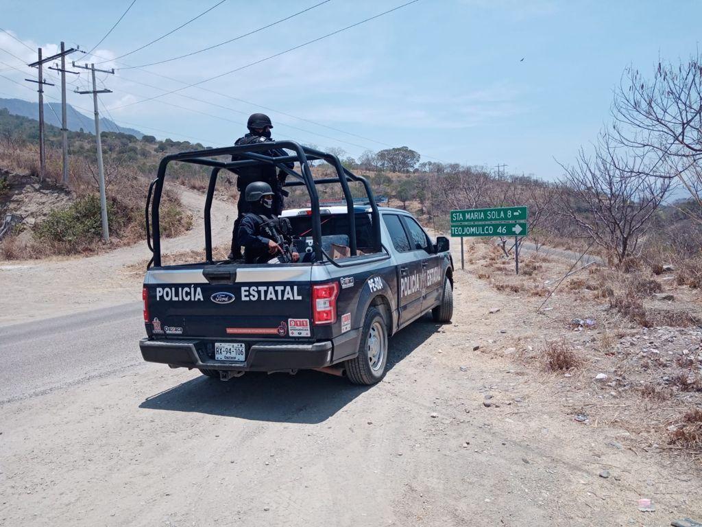Asesinan a 6 personas en enfrentamiento armado entre comunidades de la Sierra Sur de Oaxaca