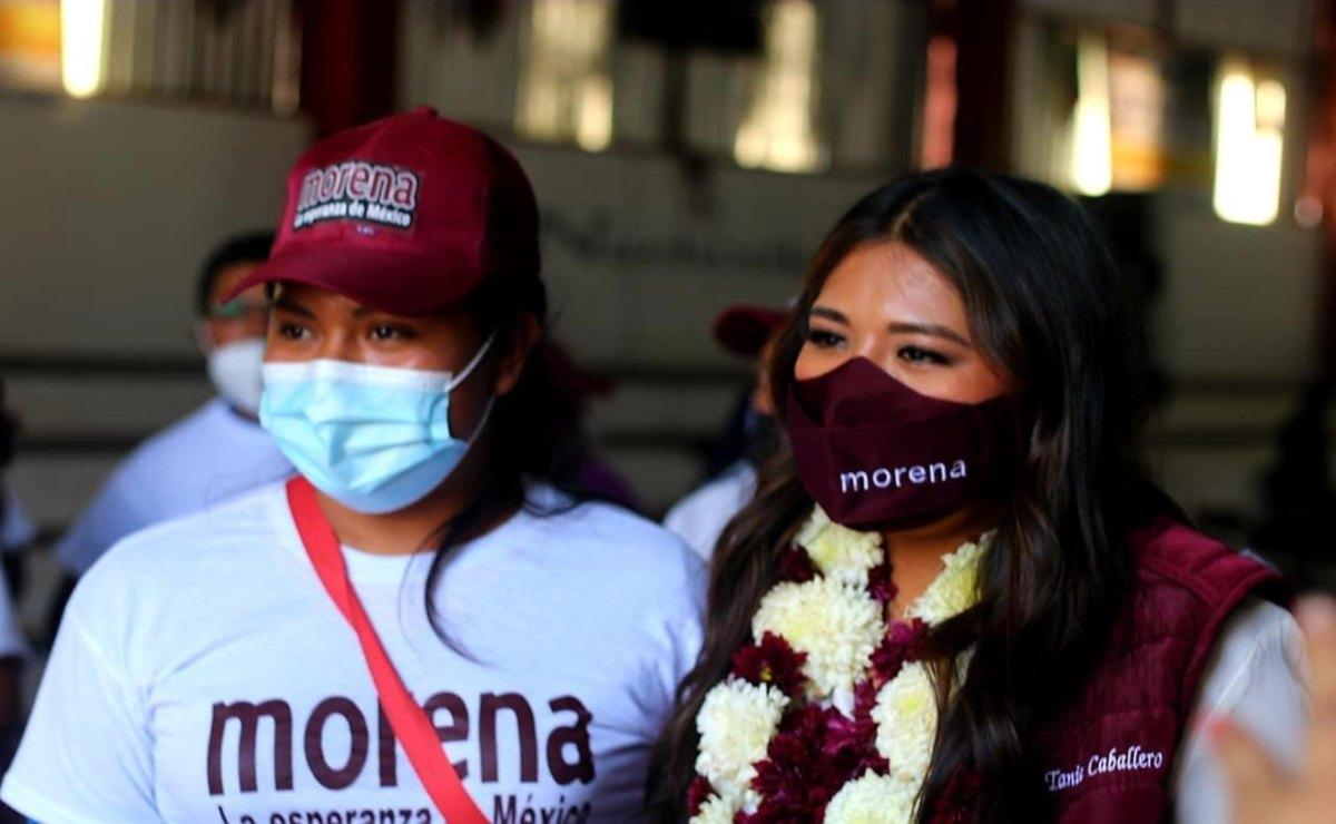 Sanciona Tribunal Electoral de Oaxaca a candidata de Morena a diputada local, por actos anticipados de campaña