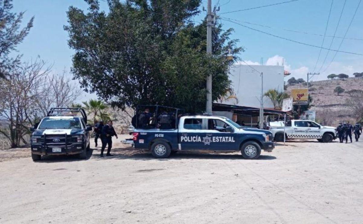 Suben a 7 los muertos en enfrentamiento en Sola de Vega, en la Sierra Sur de Oaxaca; resguardan a 21 personas