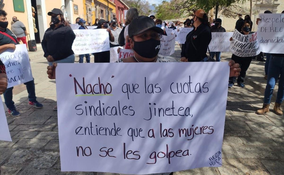 Aprueban prórroga de mandato del Comité Ejecutivo del sindicato de burócratas de Oaxaca; acusan ilegalidad
