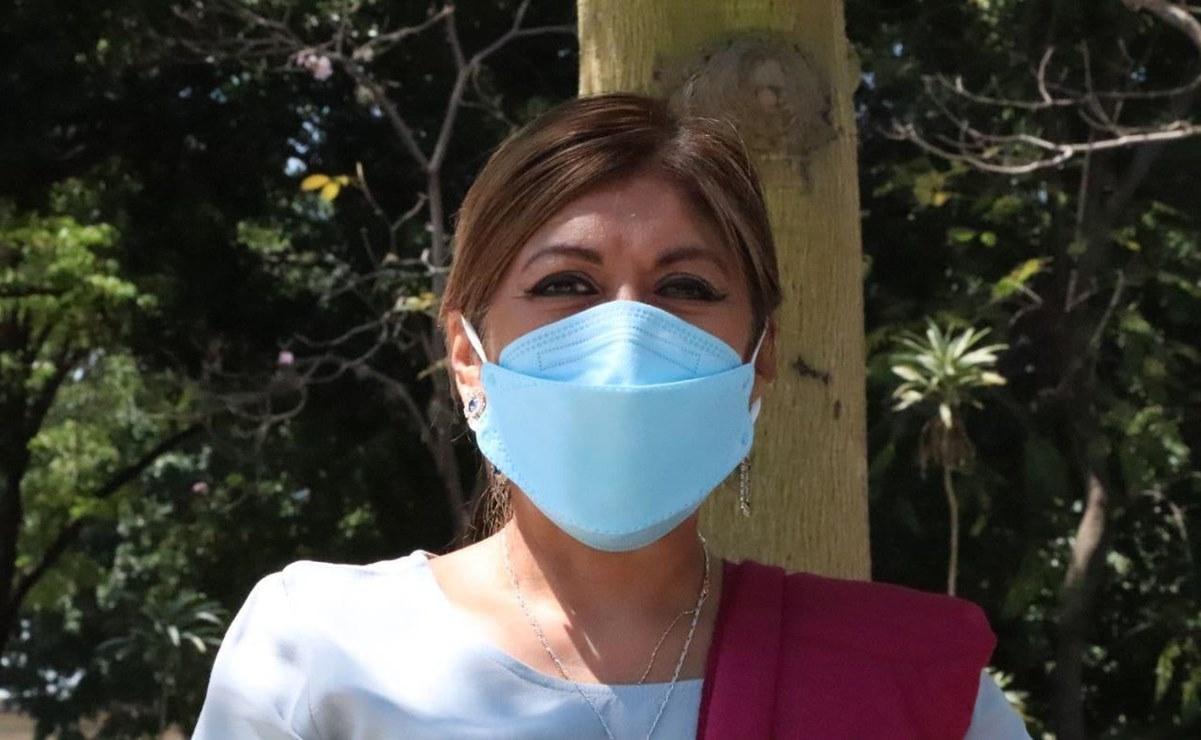 Hilda Pérez, candidata a edil de Oaxaca de Juárez, advierte violencia contra mujeres en contienda electoral, tras ataque digital
