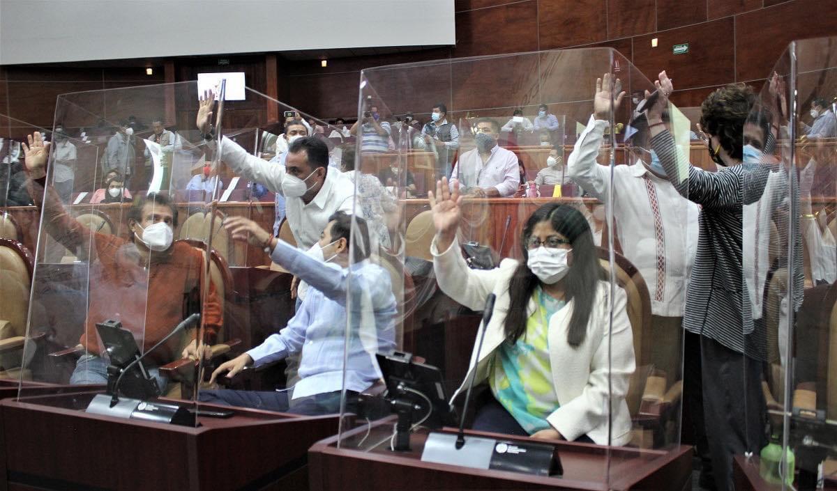 Congreso de Oaxaca aprueba desaparición de poderes en Sola de Vega, en la Sierra Sur