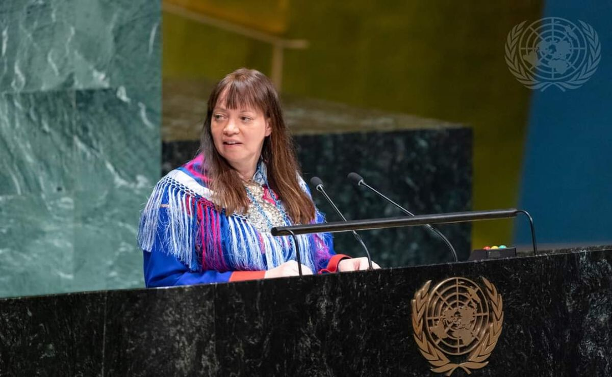 """""""Pueblos indígenas deben tener voz en todas las decisiones""""; así arrancó el Foro Permanente de la ONU"""