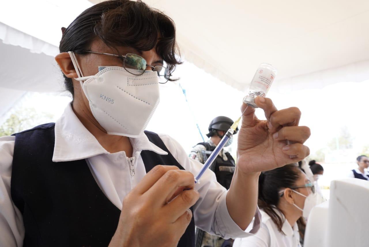 Oaxaca suma 57 nuevos casos de Covid-19; reporta 315 activos