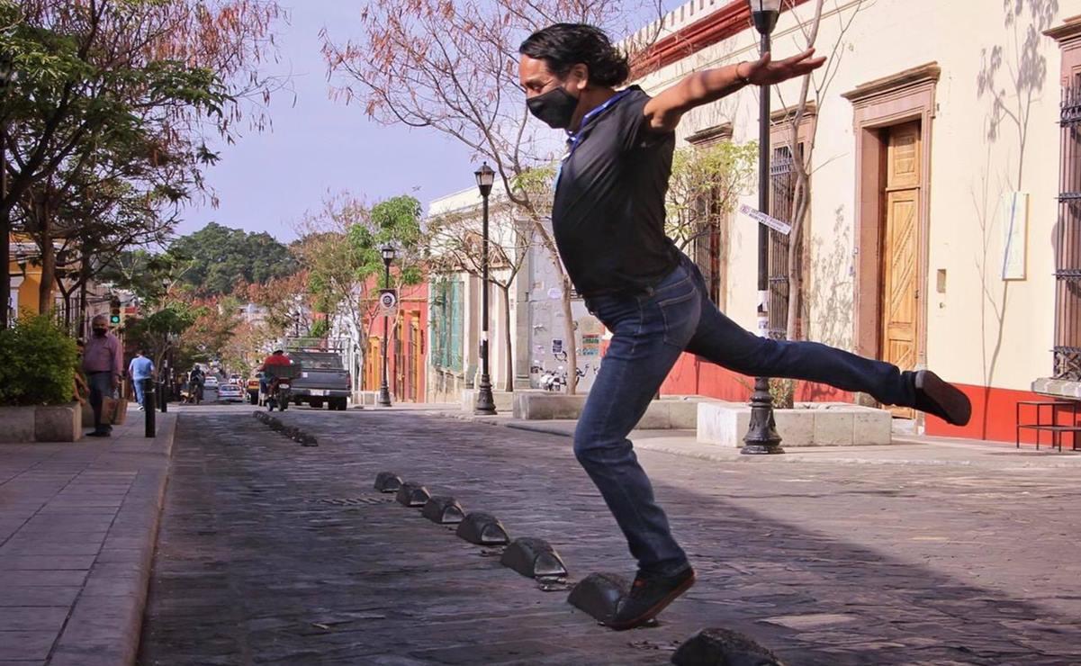De los memes de Puebla al arte, celebra Casa de la Cultura Día de la Danza con ciclovía al estilo oaxaqueño