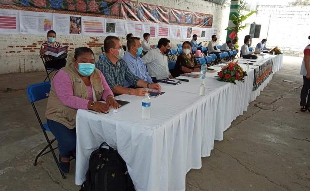 Tras reclamos, arranca consulta indígena sobre Interoceánico en Mixtequilla, comunidad zapoteca de Oaxaca