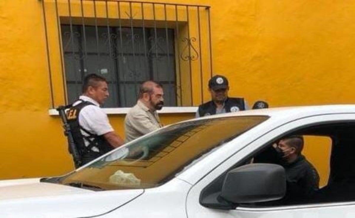 Detiene Fiscalía a exsubprocurador de Oaxaca por el delito de despojo contra caricaturista