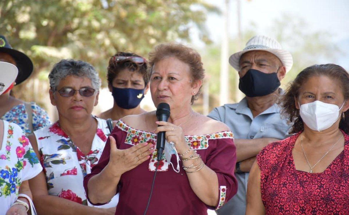 Morena Oaxaca violó derechos políticos de diputada Delfina Guzmán, al destituirla como líder de bancada