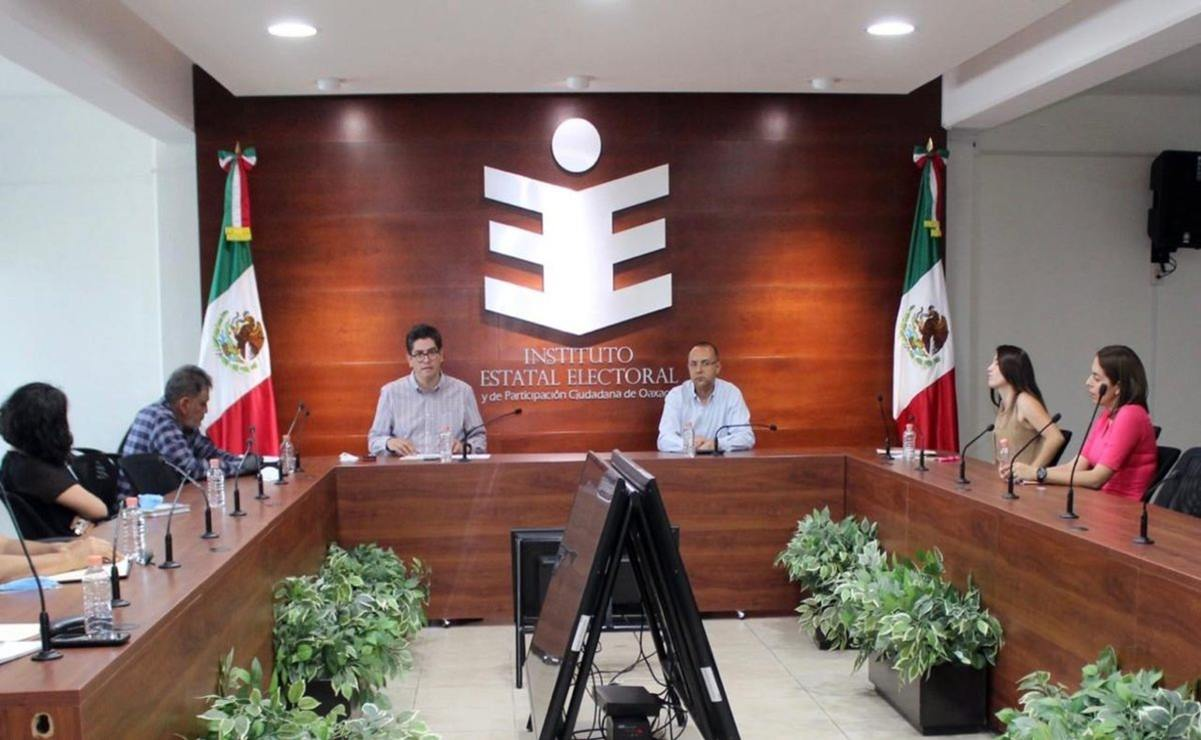 Pese a reclamos, Instituto Electoral de Oaxaca asegura que partidos cumplieron con lineamientos de inclusión