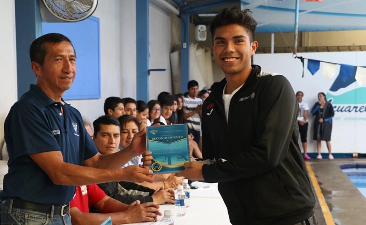 Conoce a los nadadores que representarán a Oaxaca en los Juegos Nacionales Conade 2021