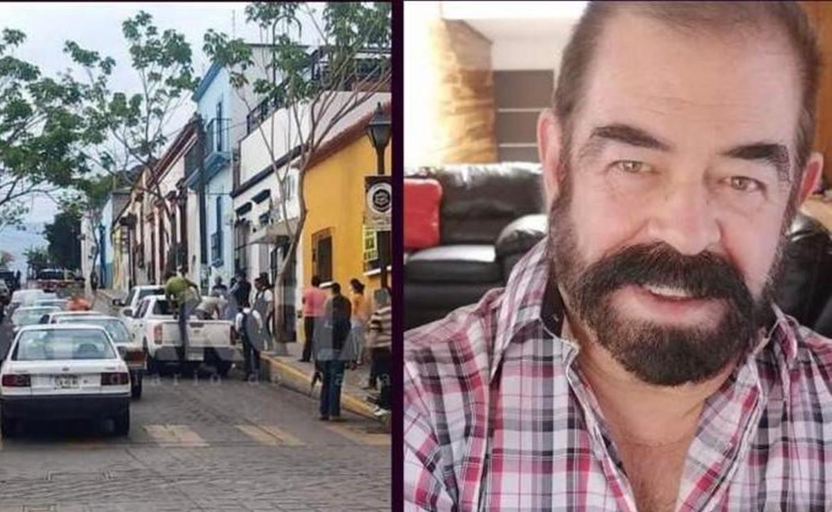Abogado de exsubprocurador detenido por despojo, amenaza con pedir destitución del Fiscal de Oaxaca