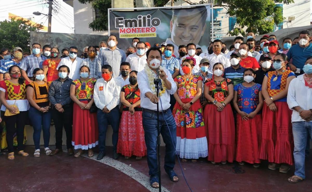 Más de 250 candidatos buscan presidencias municipales en el Istmo de Oaxaca; sólo 6 son independientes