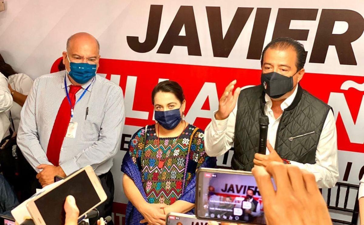 """Con ruta """"cercana a la gente"""", Javier Villacaña, candidato de """"Va por Oaxaca"""", busca recuperar la capital"""