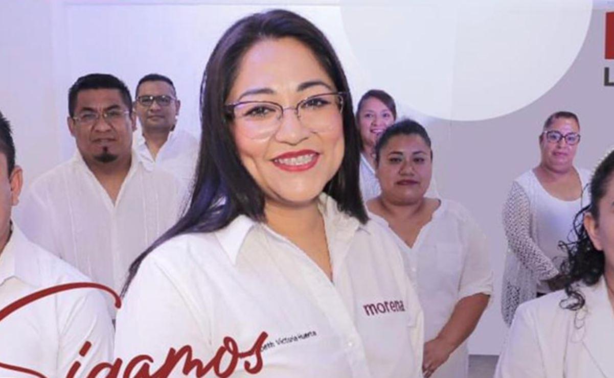 Edil de Nochixtlán detenida conserva derechos políticos para buscar reelección por Morena: IEEPCO
