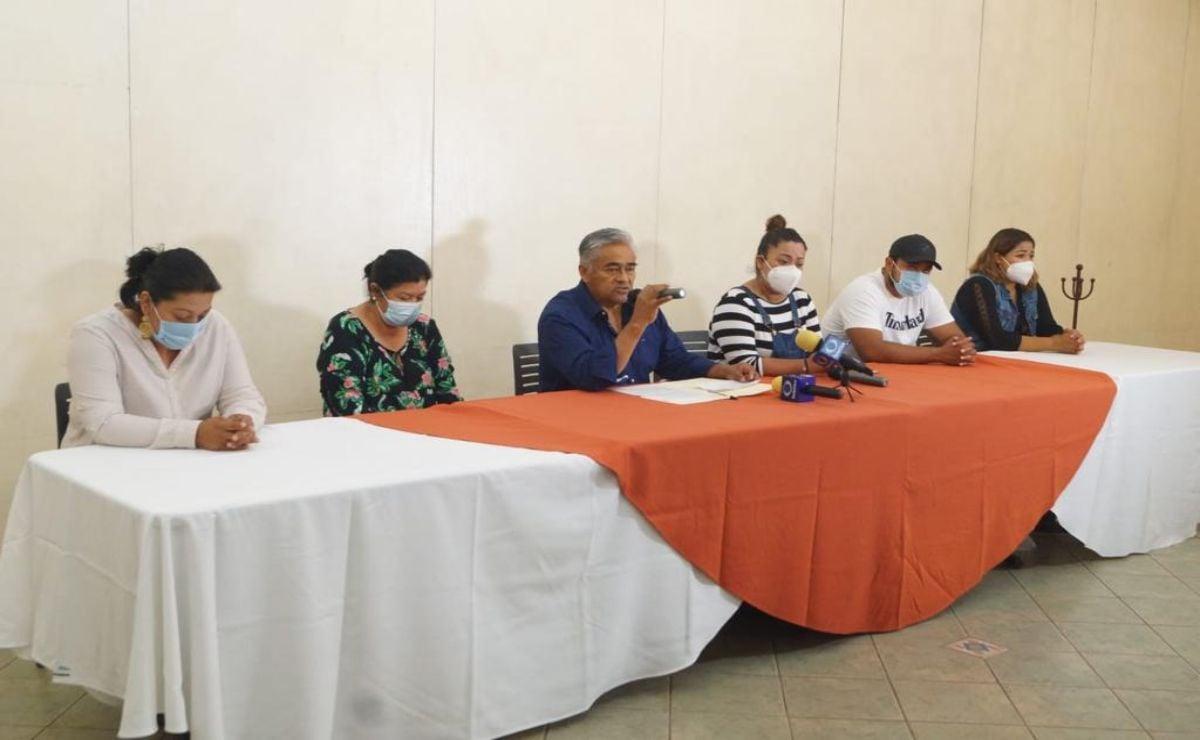 """Familia de edil detenida por desaparición de activista en Oaxaca dice que no hay pruebas """"contundentes"""""""