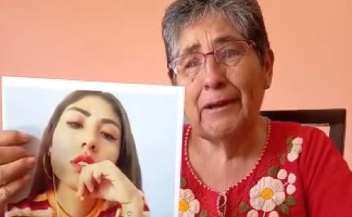 """""""No tengo fuerzas para festejar el 10 de mayo, encontrar a mi hija sería el mayor regalo"""", dice madre de Zayra"""