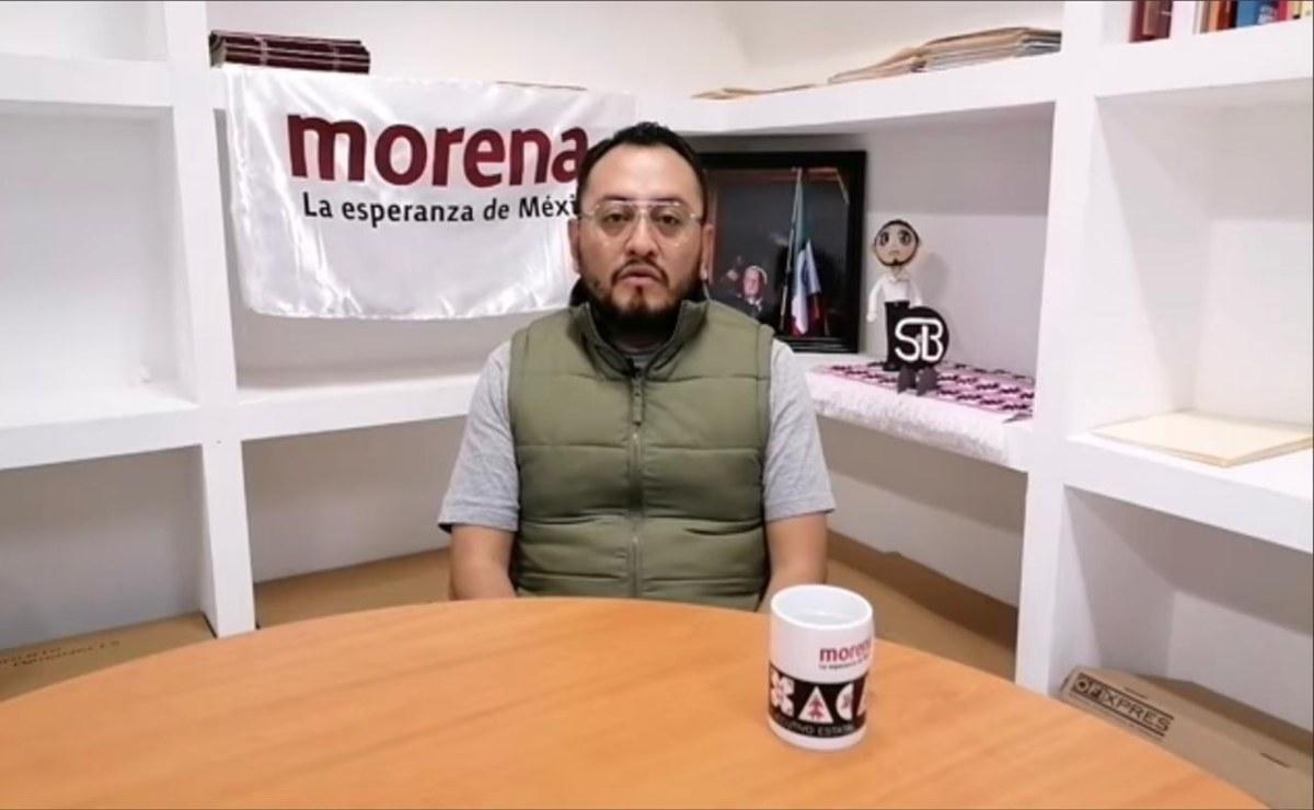 Precandidato a edil de Miahuatlán acusa a Morena Oaxaca de incluir su nombre en una planilla sin consentimiento
