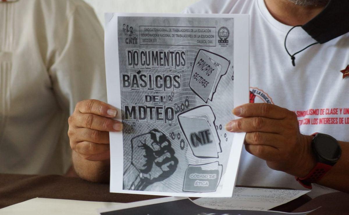 Tras señalamientos, Sección 22 realiza plenaria para designar delegados que viajarán a congreso de la CNTE