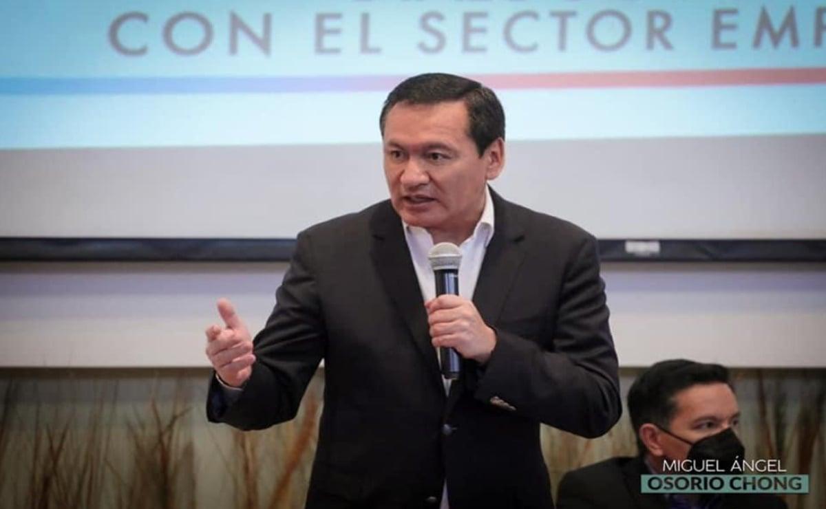 Juez ordena a la FGR que Osorio Chong, exsecretario de Gobernación, declare por hechos de Nochixtlán