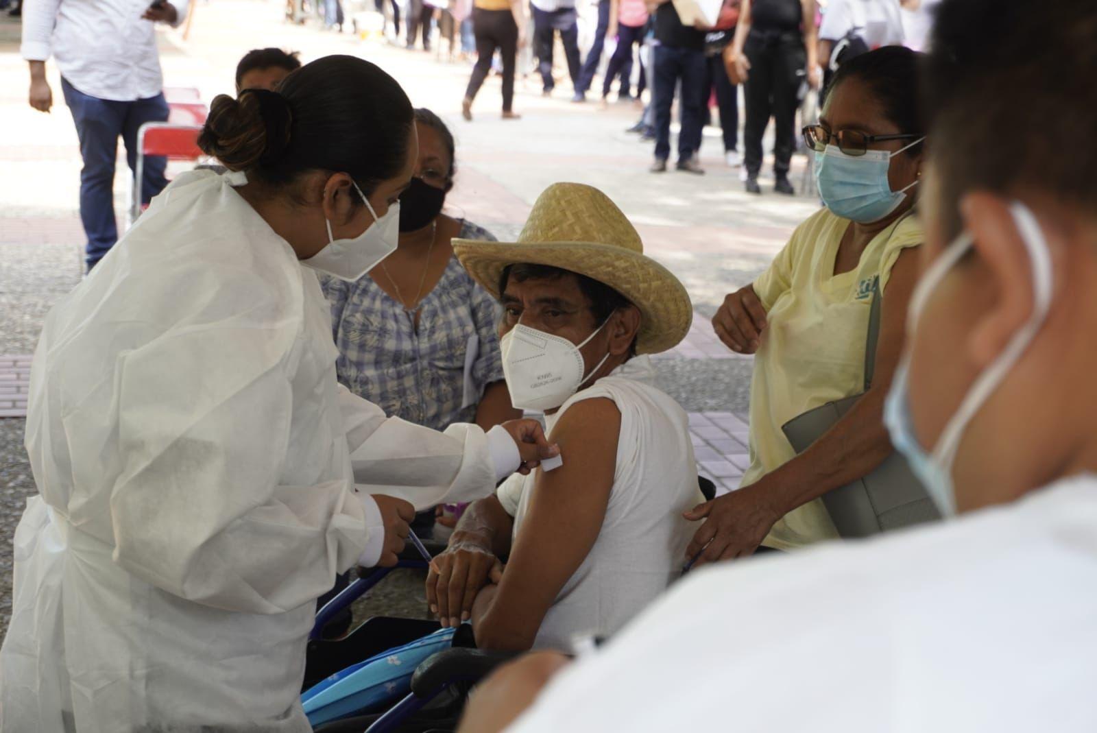 Acumula Oaxaca 46 mil 649 casos de Covid-19; hay 303 personas en etapa activa