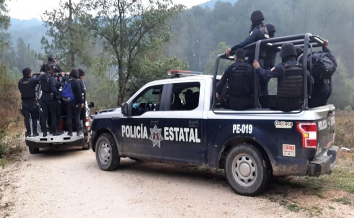 Blindan Sierra Sur de Oaxaca tras ataque a policías estatales; preparan denuncia por daño a 2 patrullas