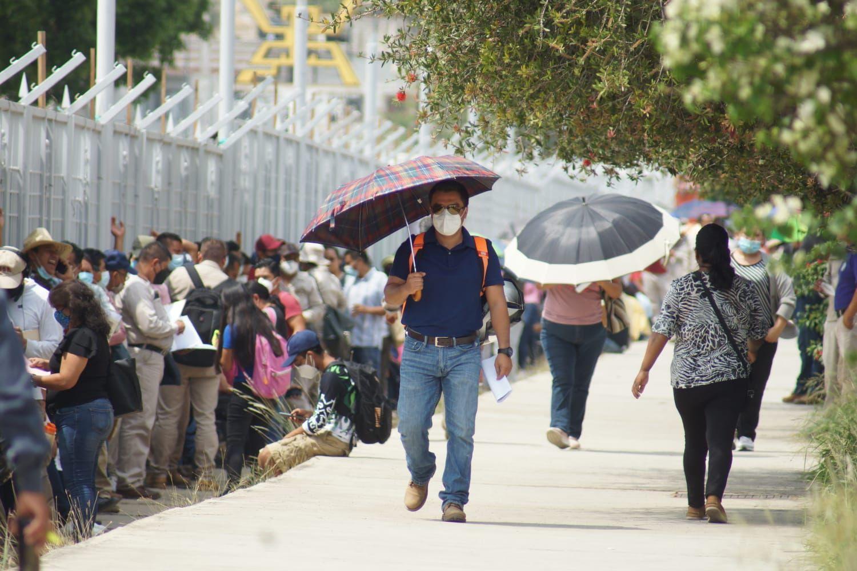 Oaxaca suma 5 decesos y 53 nuevos casos de Covid-19; acumula 46 mil 702