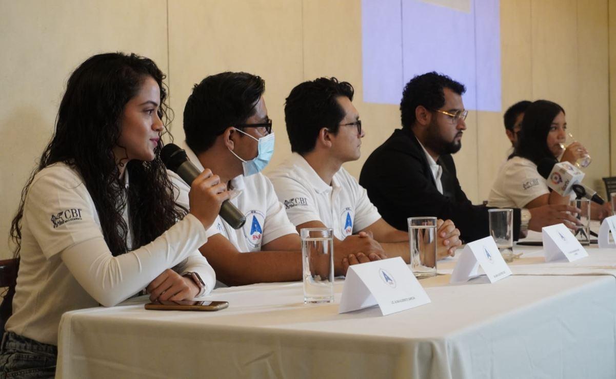 Un grupo de jóvenes lanzará la primera sonda espacial de Oaxaca y esto es lo que debes saber