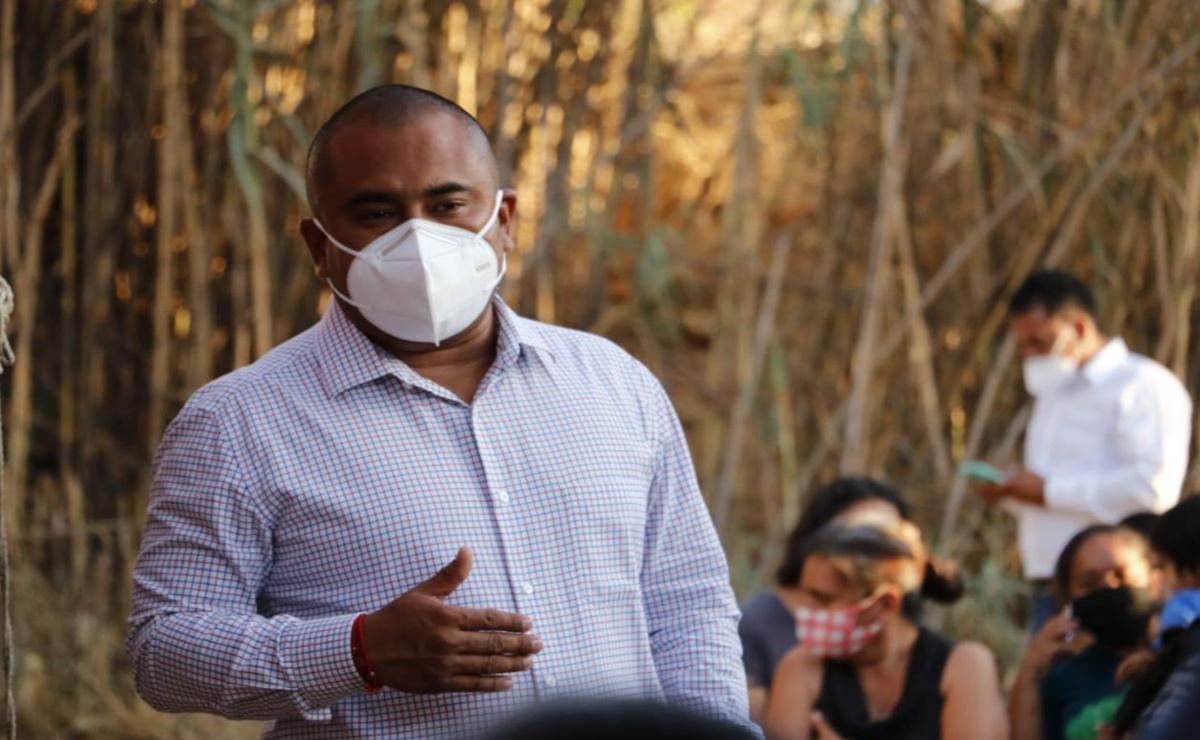 Por segunda vez, Instituto Electoral de Oaxaca niega registro a Dante Montaño para reelegirse como edil