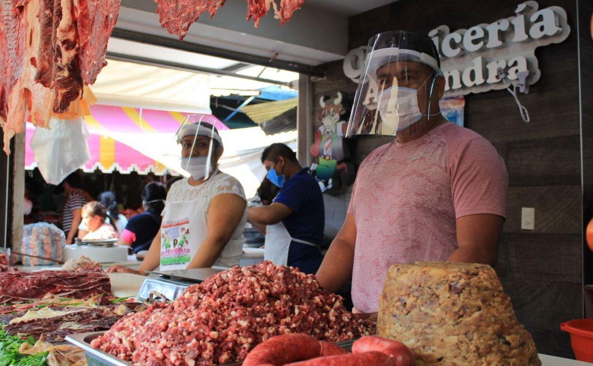 Oaxaca se mantiene como el estado con mayor disminución de pobreza laboral: Inegi