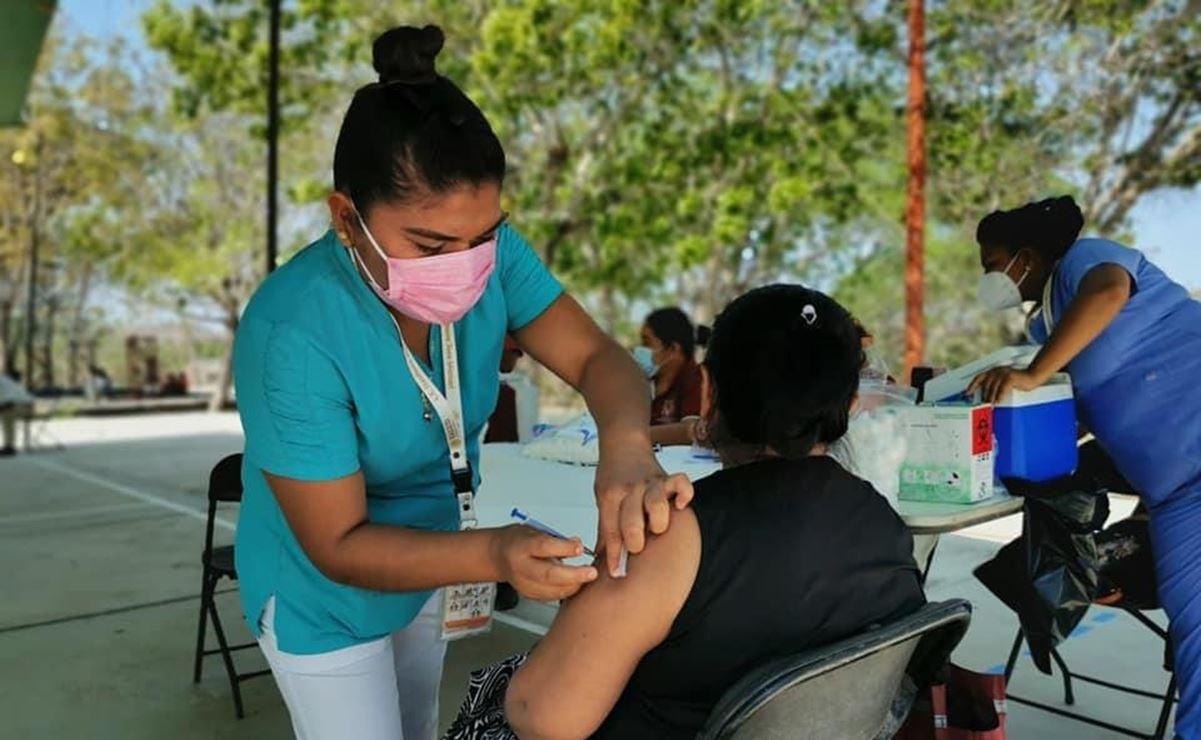Arranca vacunación antiCovid-19 para mujeres embarazadas en 32 municipios de Oaxaca