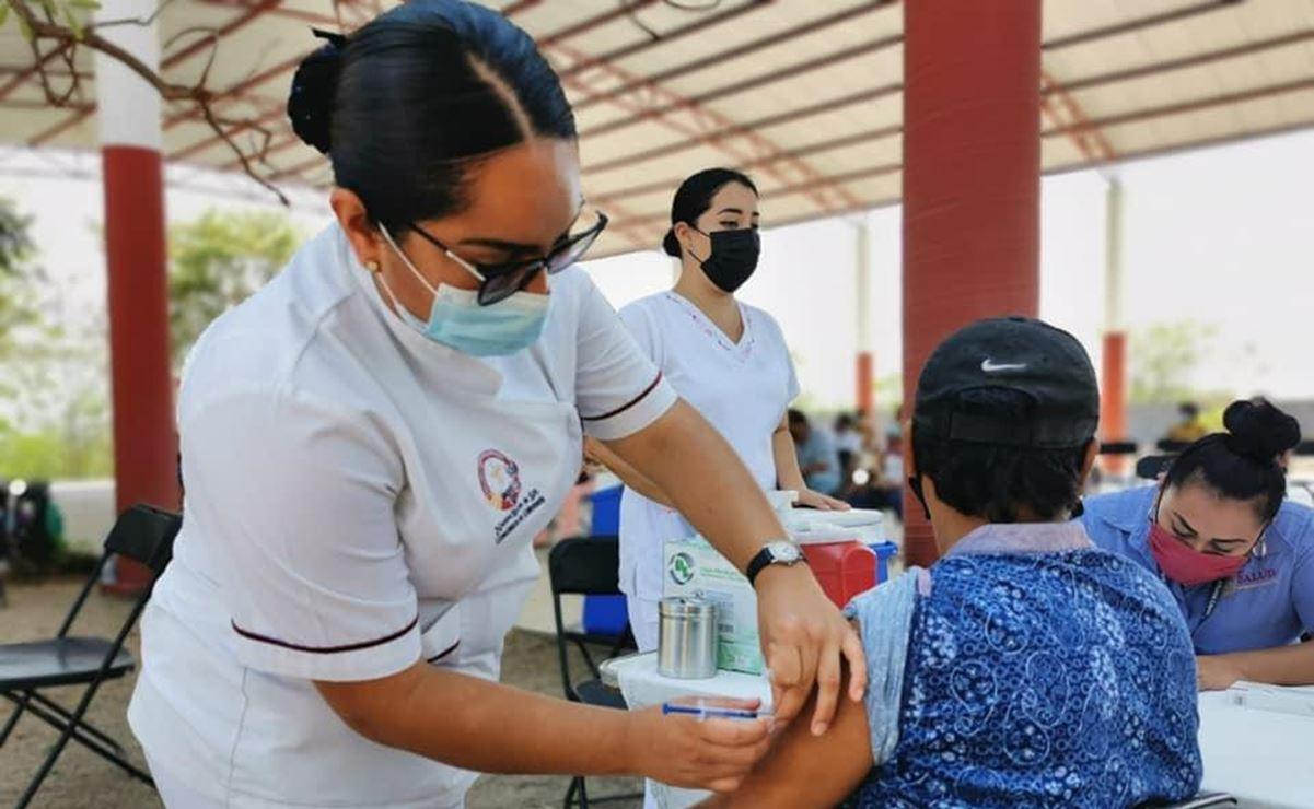 ¿Se te pasó el turno para vacunarte contra Covid? Anuncian jornada emergente en Oaxaca para recibir dosis