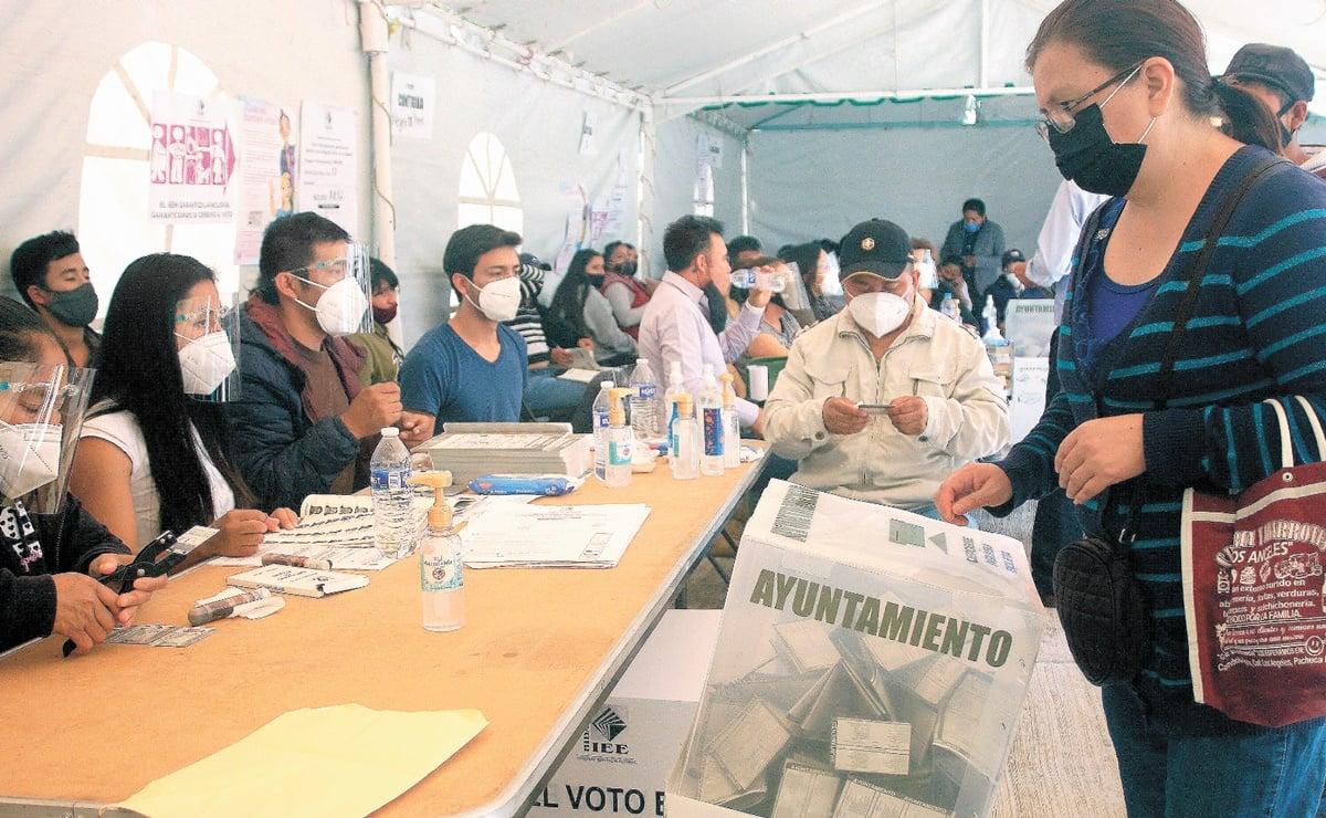 """¿Planeas votar el 6 de junio en Oaxaca? Tendrás que llevar el """"kit de voto seguro"""" y esto contiene"""