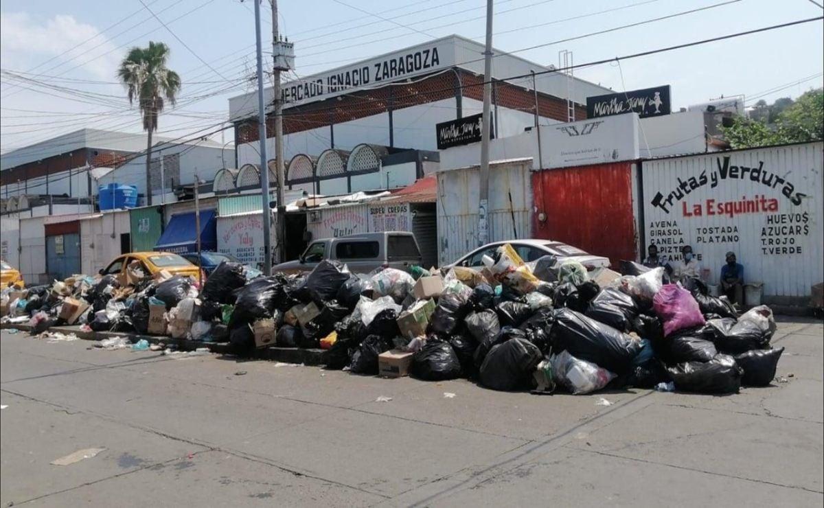 Conflicto político causa cierre del basurero de Salina Cruz; buscan solución en coordinación con Segego