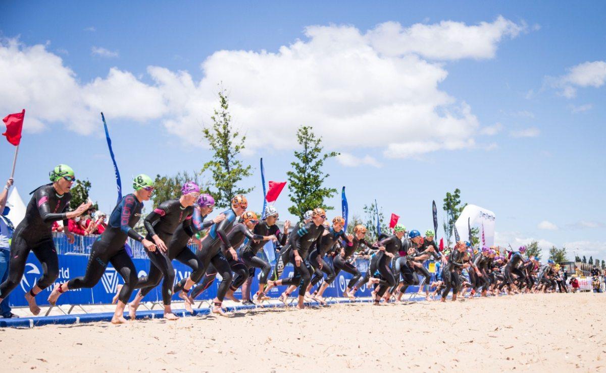 Destino turístico de Huatulco, en Oaxaca, será la sede de la Copa Mundial de Triatlón 2021