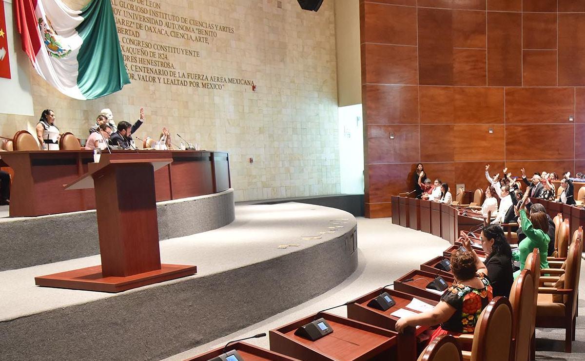 Ahora Morena propone desaparecer Tribunal Electoral de Oaxaca y que IEEPCO no colabore en elecciones indígenas