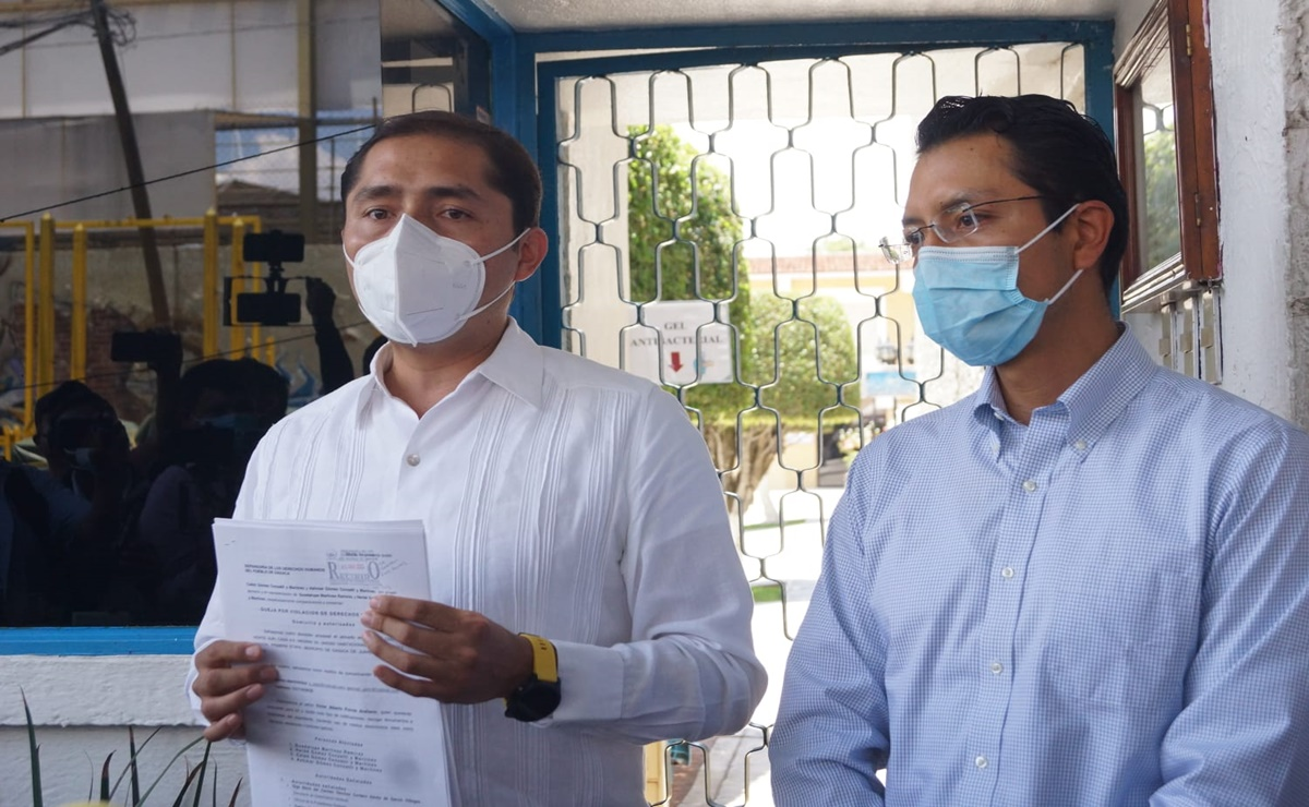 Hermanos Conzatti presentan queja ante Defensoría de Oaxaca por violación a su derecho a la identidad