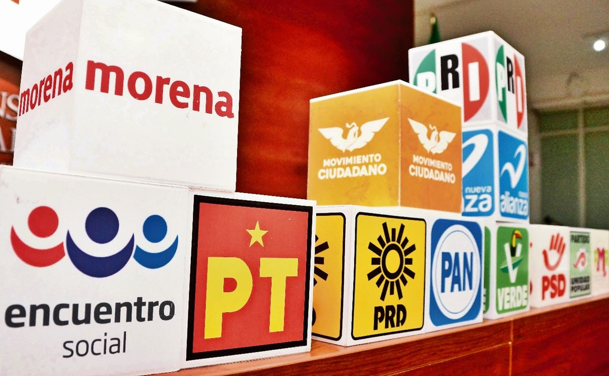 ¿Cuántos partidos políticos hay en México en 2021? Aquí te lo decimos