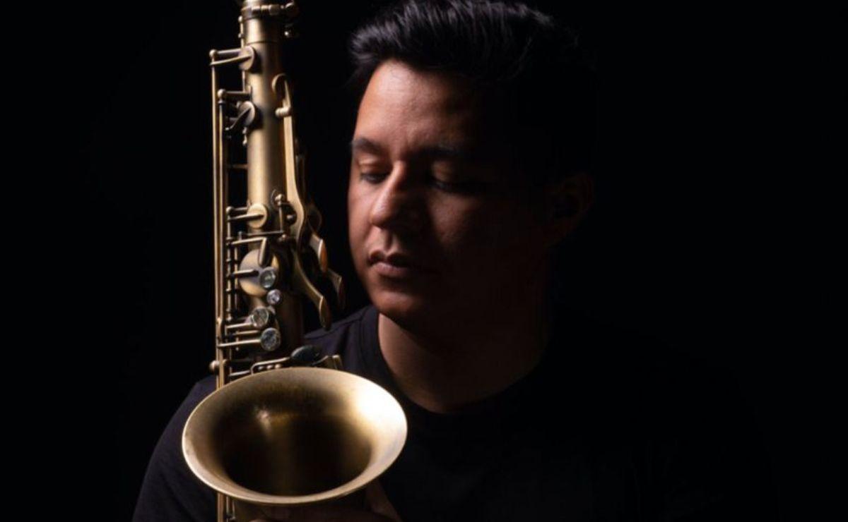 Paquito Gómez, el saxofonista de Oaxaca cuyas notas musicalizan películas y series de TV