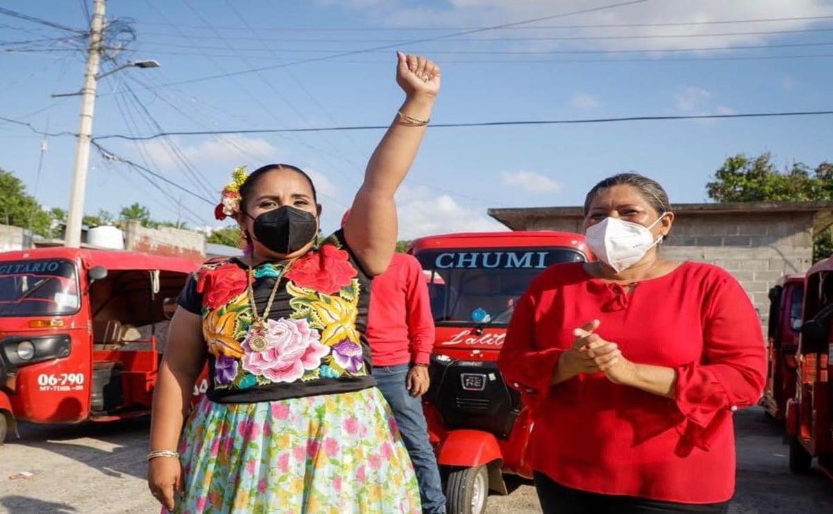Para liberar a candidata de Morena en Tehuantepec, acuerdan entregar 50 mil pesos al mes a comunidad
